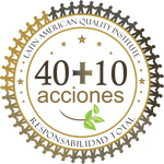 40 + 10 Ações Latin Quality American Institute