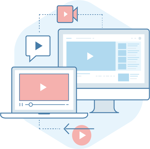 Curso 100% online e 100% em vídeo