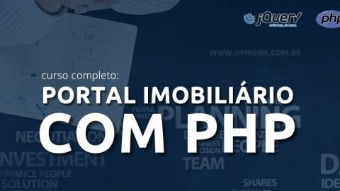 Curso Portal Imobiliário com PHP (Completo e Gratuito)