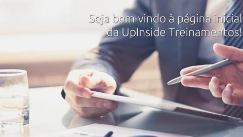 Olá desenvolvedor! Seja bem-vindo à página inicial da UpInside Treinamentos!