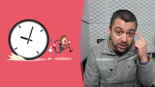 3 dicas para eliminar a falta de tempo do seu dia