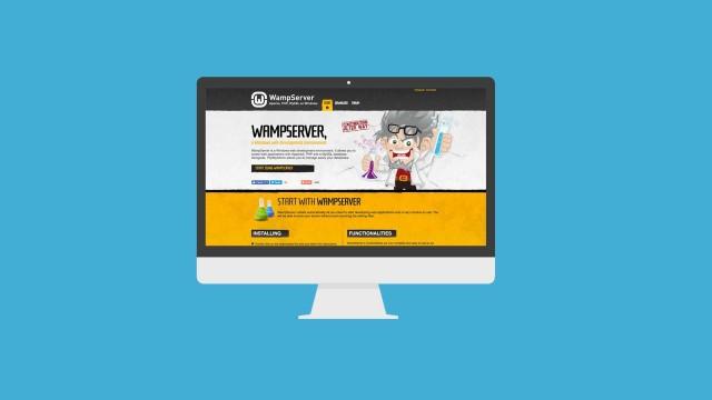 Configurando e corrigindo WampServer 2.5 para ambiente web