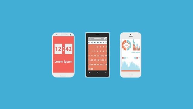 Utilizando o Ionic Lab para ter uma pré visualização do seu app em 3 dispositivos diferentes