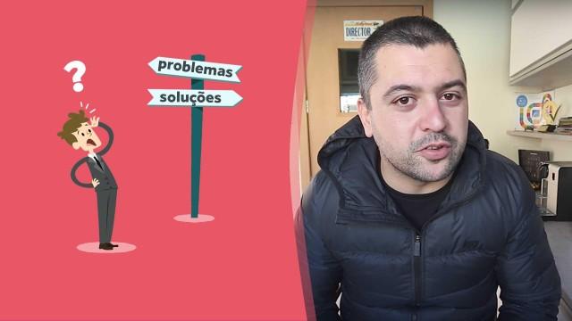 Você resolve problemas ou cria soluções?