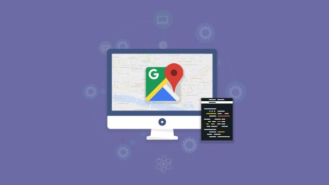 Consumo e personalização do Google Maps + Geocode via API