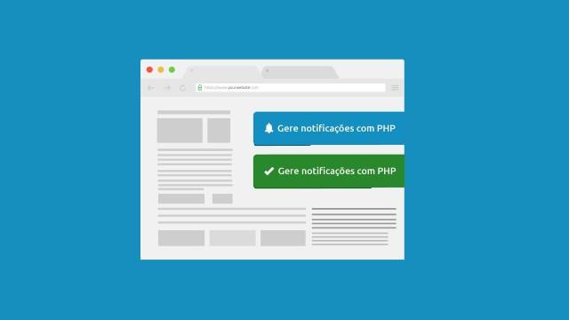 Aprenda a criar um Componente de Notificação para seu Site