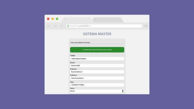 play: Sincronizando banco de dados offline com online utilizando API REST no modelo de Ordem de Serviço
