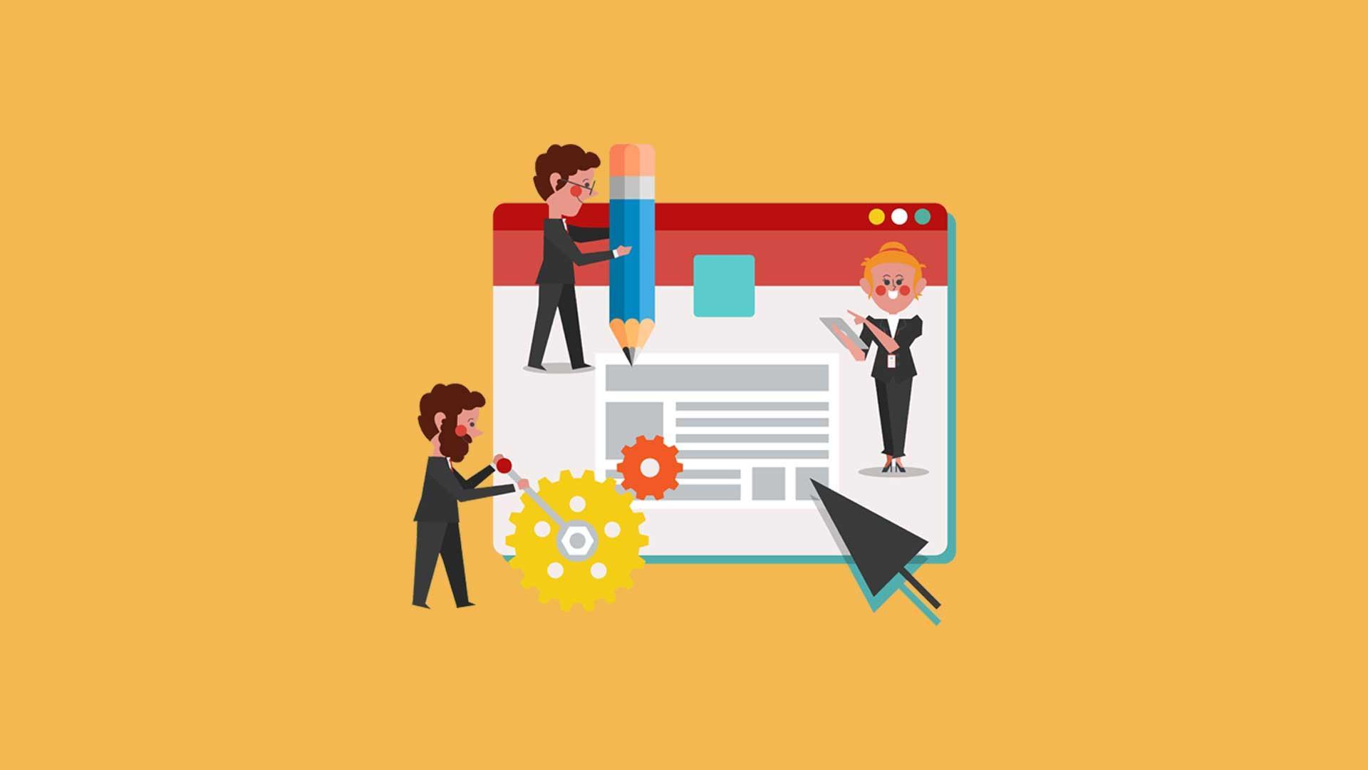 5 dicas para melhorar o trafego e a navegação na página inicial do seu site.