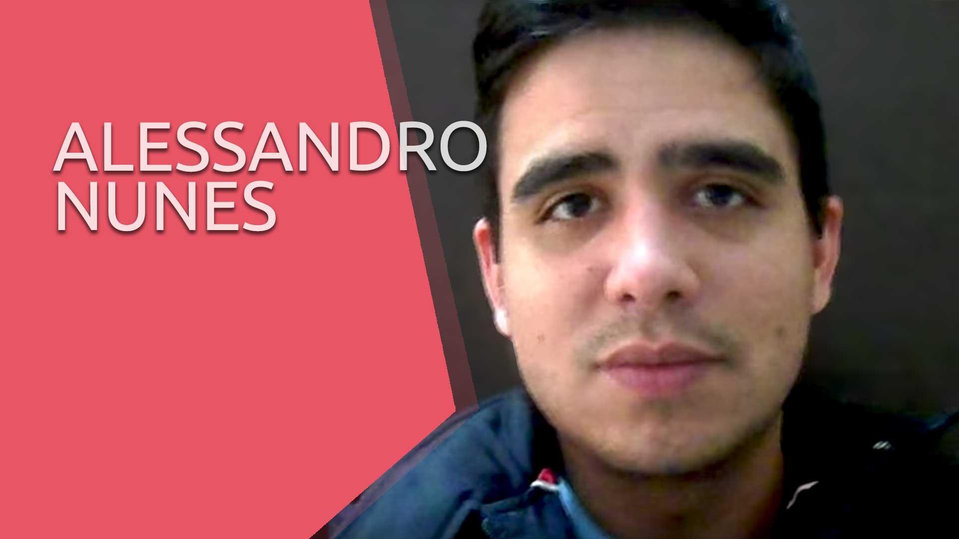Confira o que Alessandro Nunes tem a dizer sobre a UpInside – Depoimento