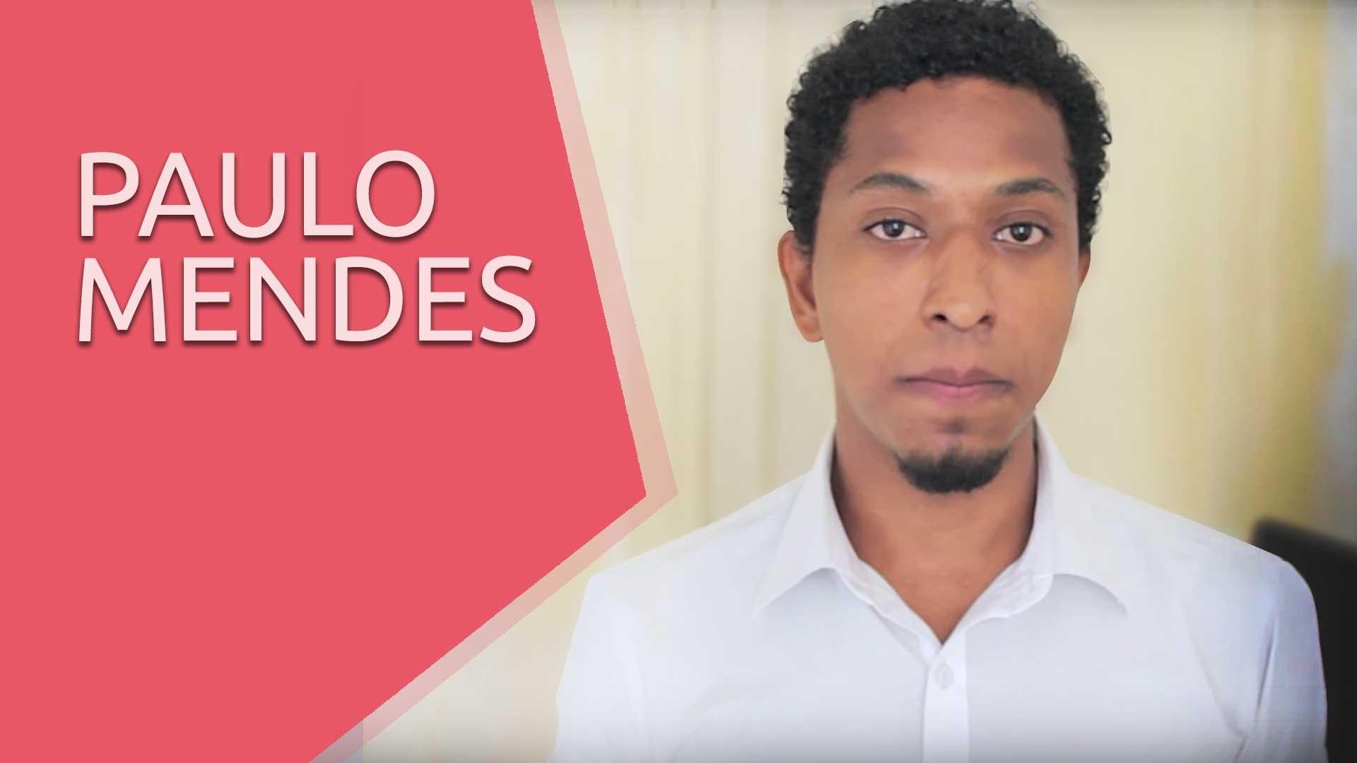 Confira o que Paulo Mendes tem a dizer sobre a Upinside - Depoimento