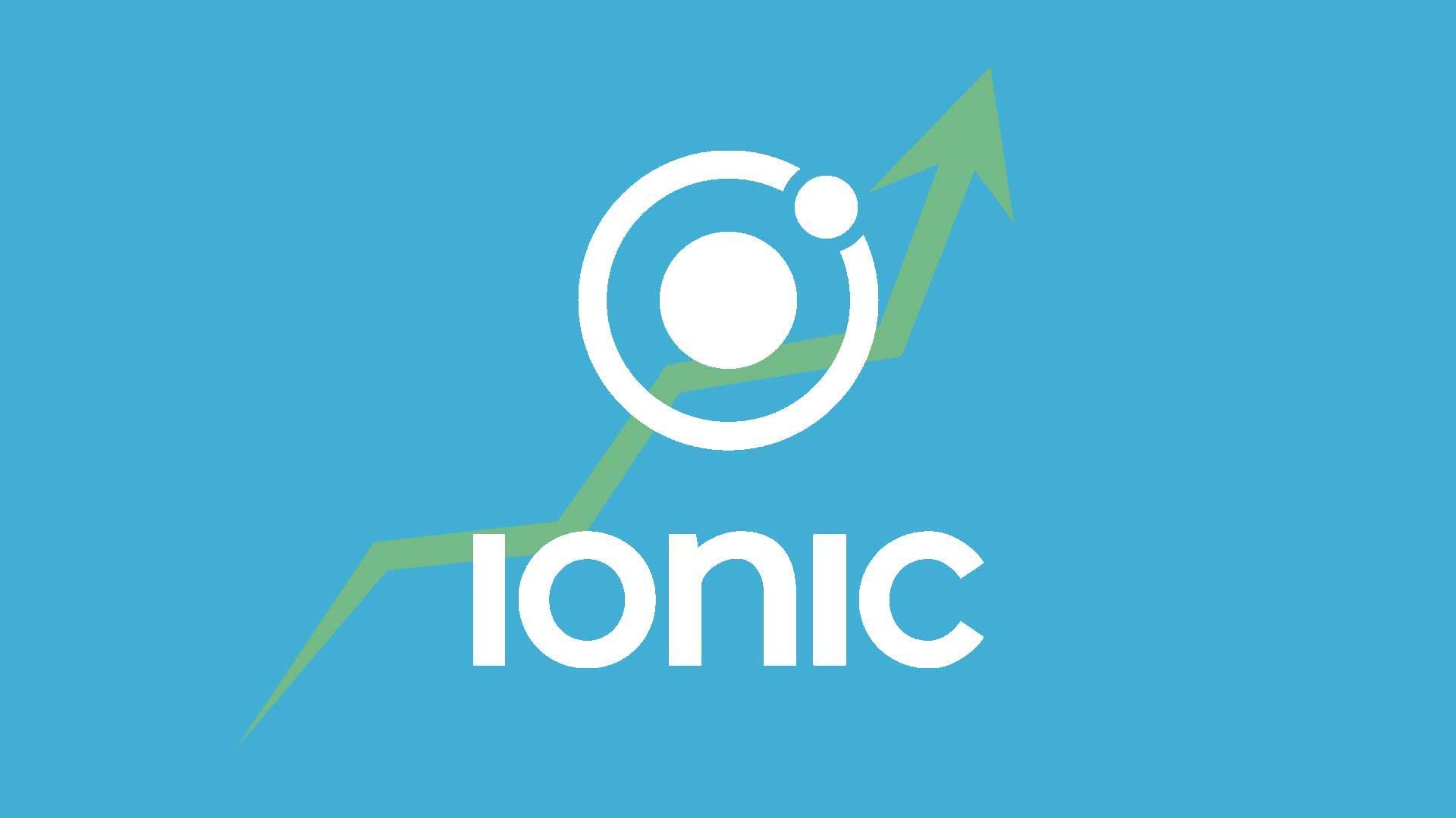 Evoluindo no estudo da utilização de Ionic como framework de App Híbrido