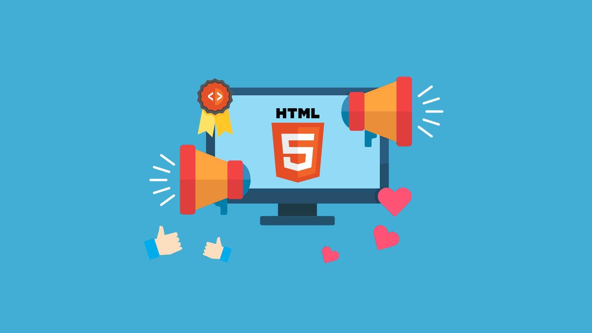 Saiba porque o curso de HTML5 da UpInside será o melhor do seguimento