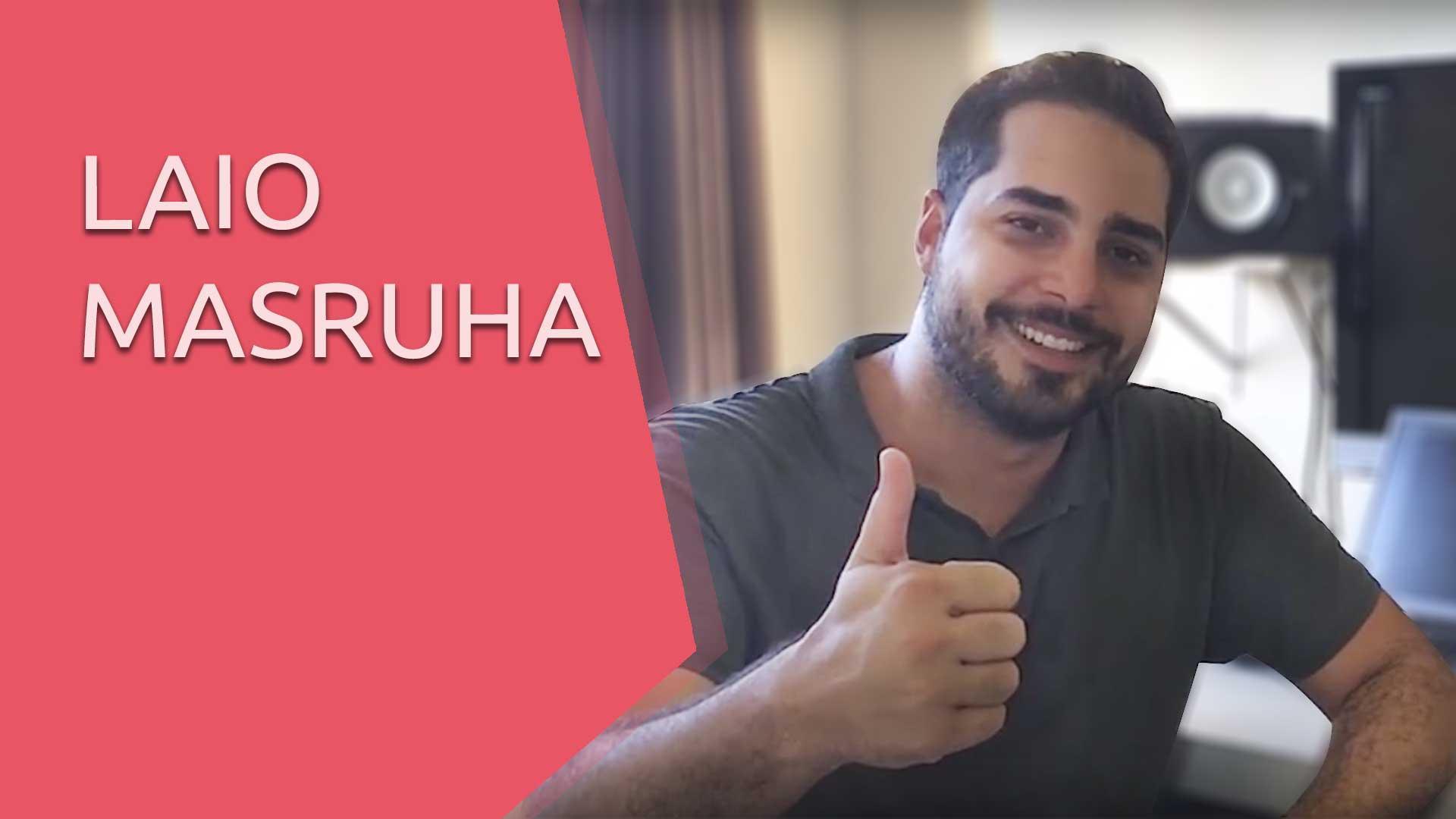 Veja o que Laio Masruha Pereira tem a dizer sobre a UpInside - Depoimento