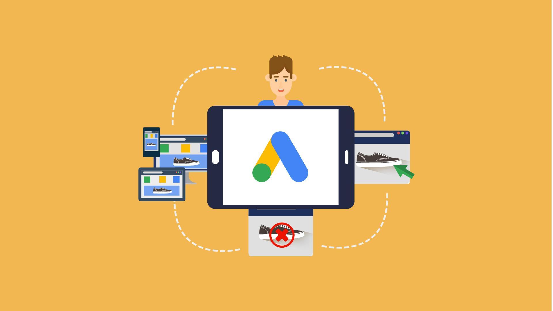 Crie uma campanha de remarketing utilizando o Google AdWords